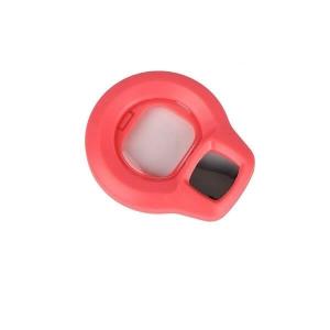 Fujifilm Instax Mini 8 selfie lens, raspberry