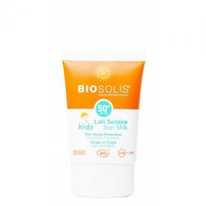 Lapte de soare KIDS SPF 50  Biosolis 50ml