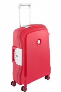Troler Delsey Belfort Plus 55 cm rosu