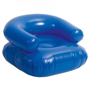 Scaun gonflabil de plaja pliabil pentru adulti - Albastru