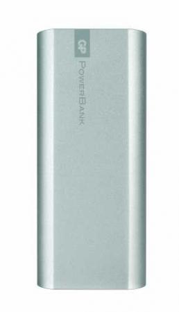 Acumulator portabil powerbank 5200mAh, argintiu, GP