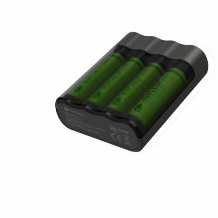 Acumulator portabil powerbank Charge Anyway 4 x 2700mAh, GP