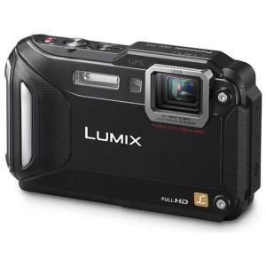 Camera foto Panasonic DMC-FT5EP-K, neagra