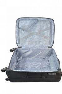 Mirano Troler material textil GREECE-65 negru