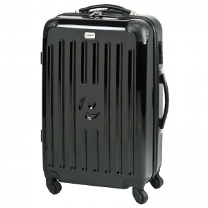 Troler New York M Negru Princess Traveler- Troler de cala
