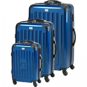 Set trolere New York (S,M,L) Albastru Princess Traveler