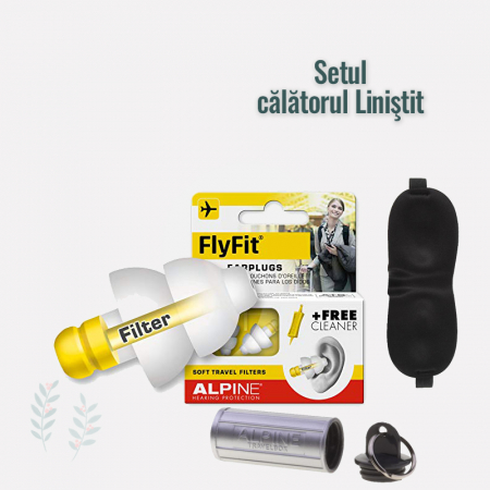 "Set travel ""Calatorul linistit"""