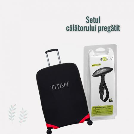 "Set travel ""Calatorul pregatit"" - 1"