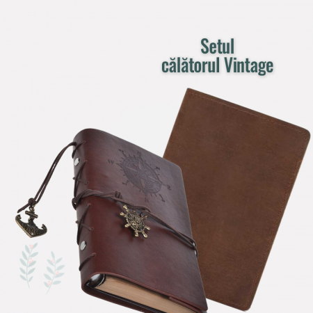 "Set travel ""Calatorul Vintage"" - 1"