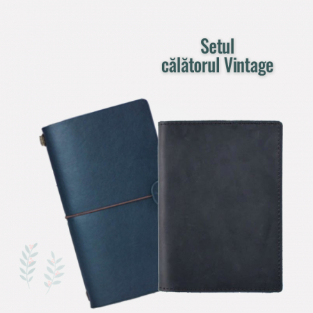 "Set travel ""Calatorul Vintage"" - 2"