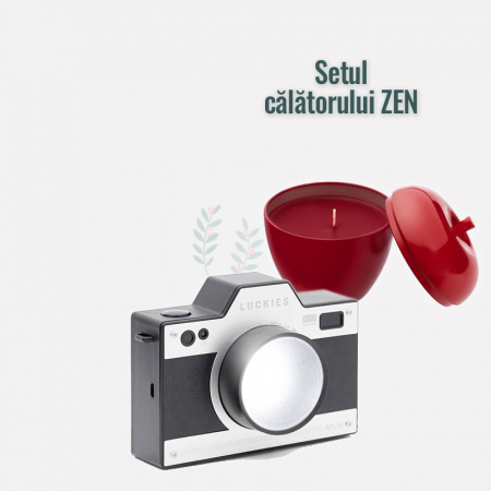 "Set travel ""Calatorul Zen"""