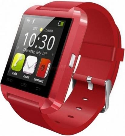 Smartwatch U8 Tellur Rosu