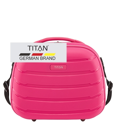 TITAN LIMIT Beauty Case Roz