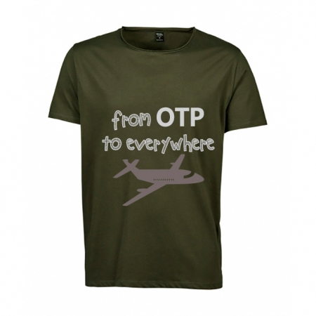 Tricou barbati From OTP from everywere