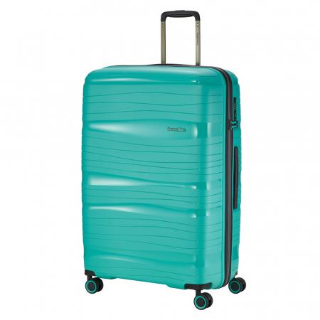 Troler de cala Travelite MOTION 4 roti L - Mint