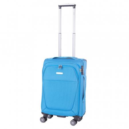 TROLER LAMONZA OMNI 55x36x22 CM - S - Albastru