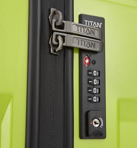 SET Trolere TITAN X2  4w  S,M+  Metal