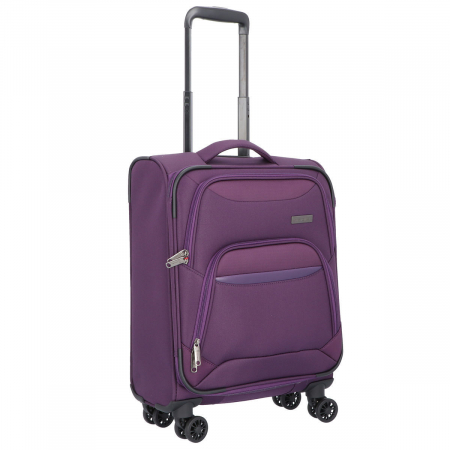 Troler Travelite KENDO 4W S, Violet