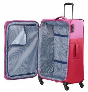 Troler Travelite Neopak 4w Lexp - Roz/Rosu