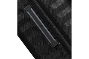 Troler Mediu Roncato ZSL Premium, Gri, Rezistent