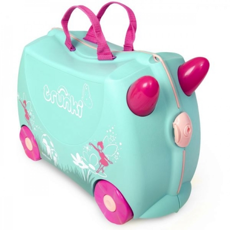Valiza TRUNKI Flora - Fairy