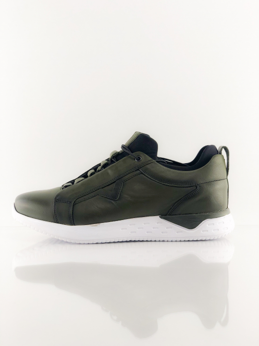 Pantofi sport din piele GREEN ARCHER