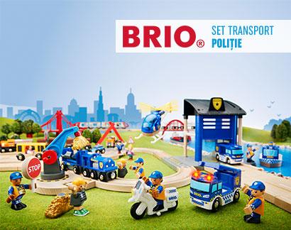Set transport poliție