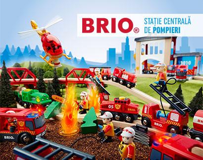 Stație centrală de pompieri