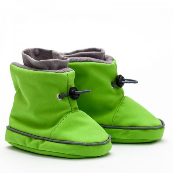Cizme la purtat Liliputi® - Green-grey