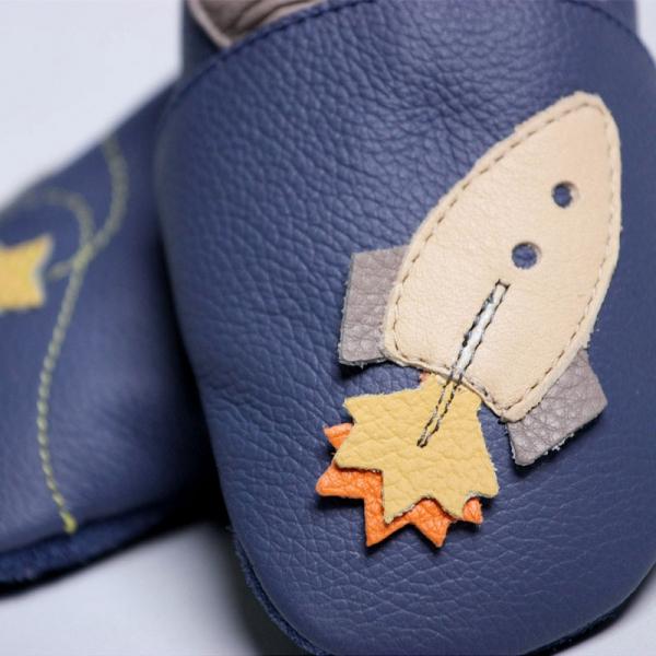Pantofi cu talpă moale Liliputi® - Apollo