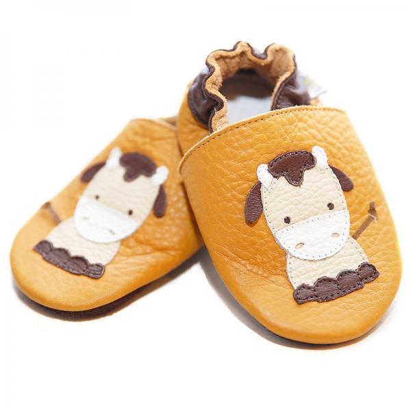 Pantofi cu talpă moale Liliputi® - Moo & Boo