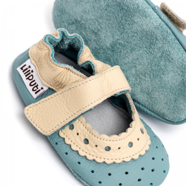 Sandale cu talpă moale Liliputi® - Iris