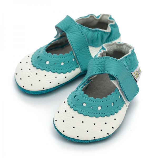 Sandale cu talpă moale Liliputi® - Lily