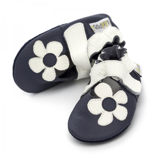 Sandale cu talpă moale Liliputi® - Margaret