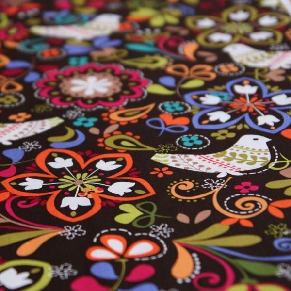 Wrap elastic Liliputi® Rainbow line - Folk-tale