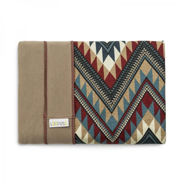 Wrap elastic Liliputi® Rainbow line - Nawaho