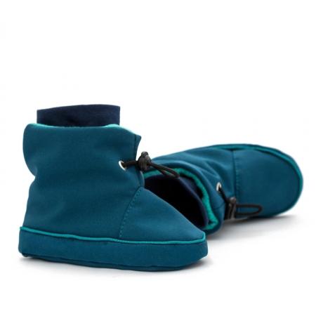 Cizme la purtat Liliputi® - Azure Turquoise