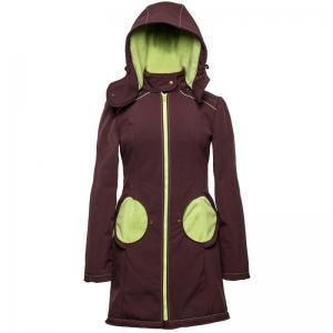 Geacă pentru mămici 4in1 Liliputi® - Brown-green