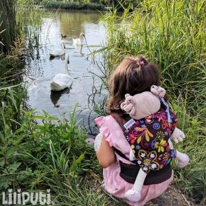 Marsupiu SSC Liliputi® Mini - Folk-tale
