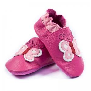 Pantofi cu talpă moale Liliputi® - Butterfly