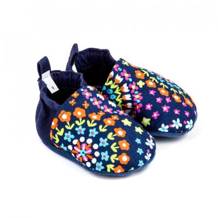 Pantofi la purtat Liliputi® - Mandala Bloom