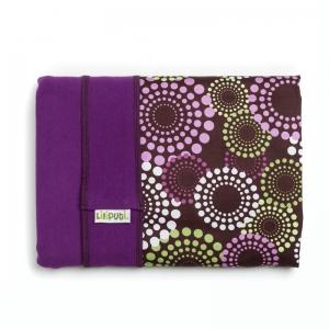 Wrap elastic Liliputi® Rainbow line - Lavendering