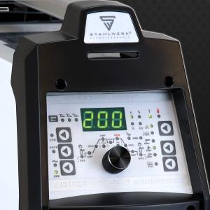 Aparat de sudura multiproces TIG AC/DC/MMA/Plasma 200 A Stahlwerk