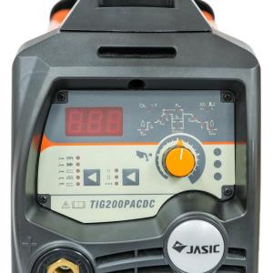 JASIC TIG 200P AC/DC cu pedala - Aparat de sudura TIG AC/DC