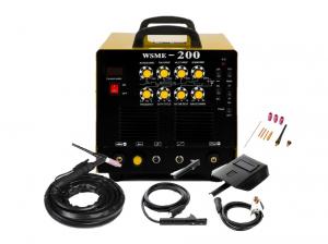 WSME 200 AC/DC - Invertor de sudura aluminiu TIG/WIG INTENSIV
