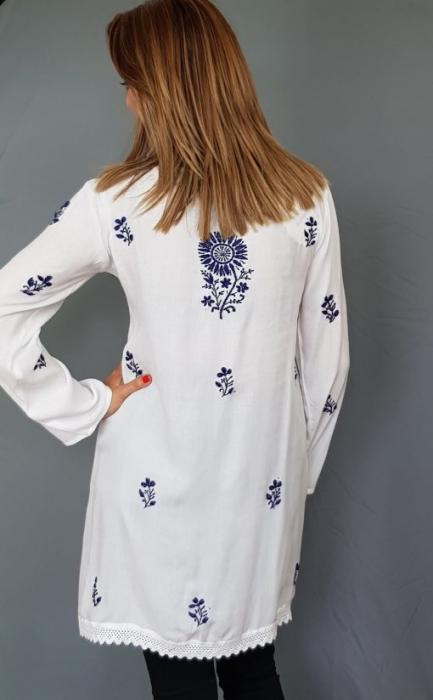 Bluza brodata manual Ecaterina
