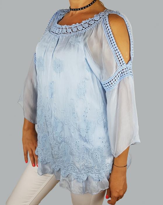 Bluza din matase Anastasia 5