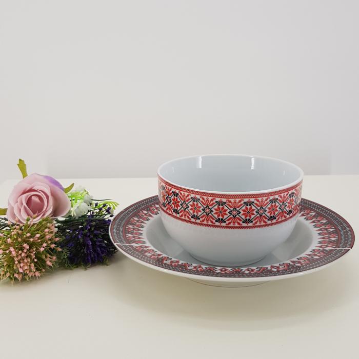 Farfurie traditionala din ceramica