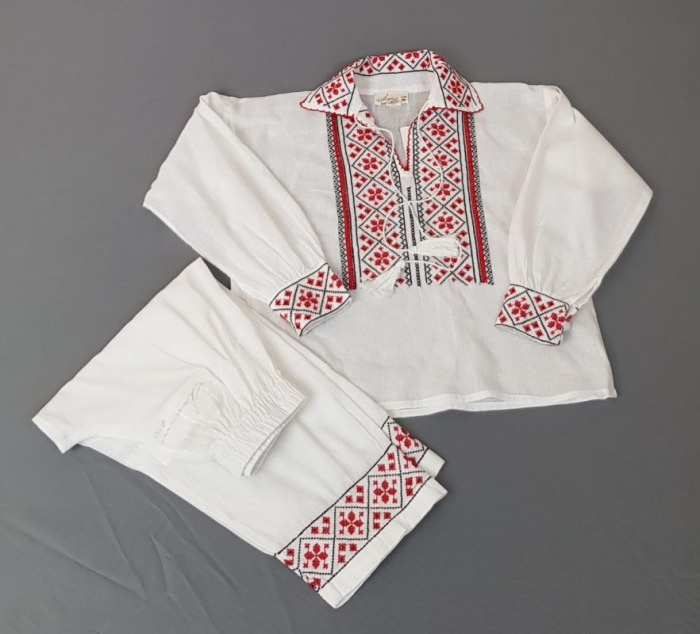 Costum traditional baieti- Valentin