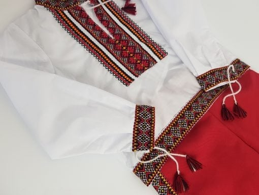 Costum traditional baieti- Costin